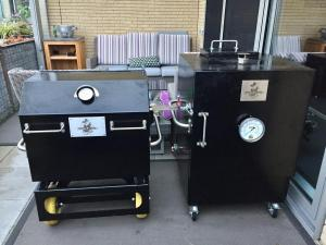 Turnpike BBQ en smoker